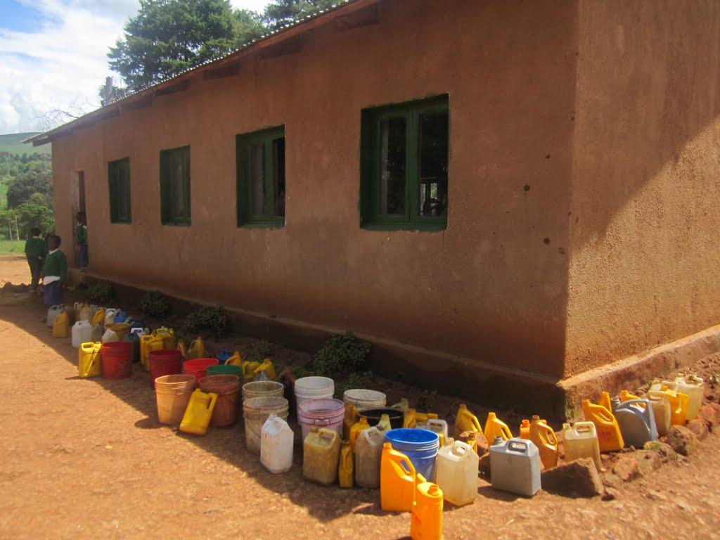 Lacking Safe Water