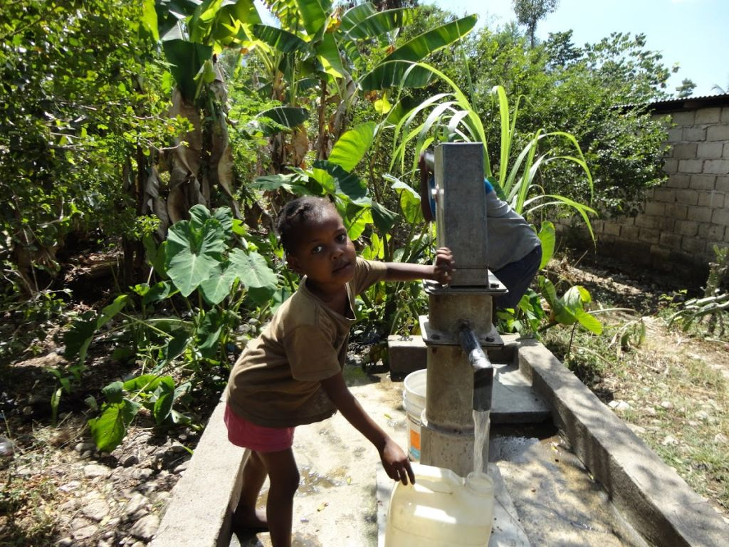 Collecting Unsafe Water