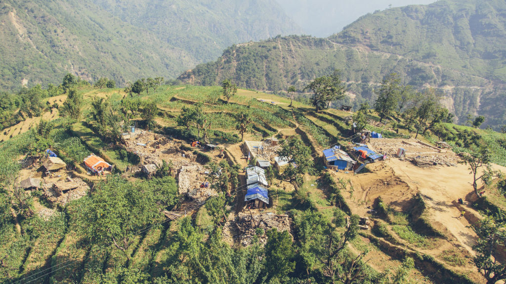 Pokhari village | Nepal Earthquake