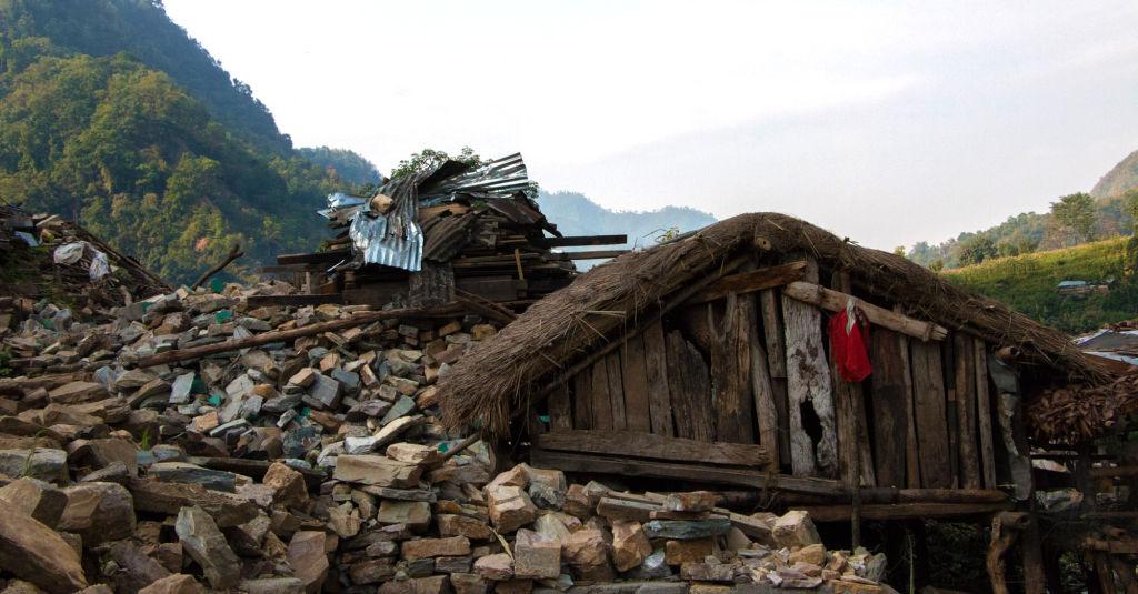 Keura home   Nepal Earthquake