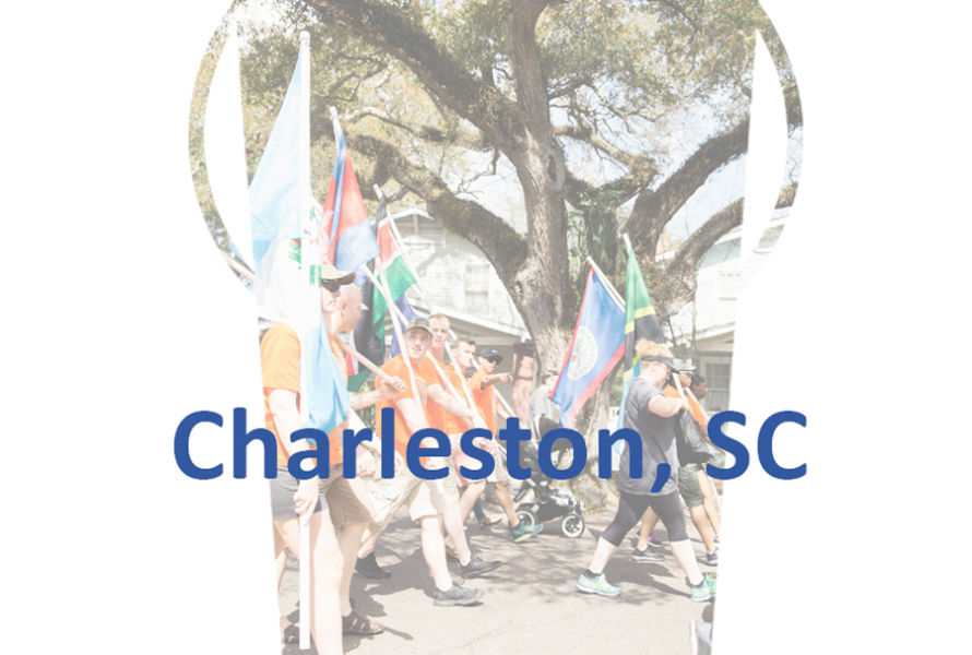 Charleston, SC, Walk for Water