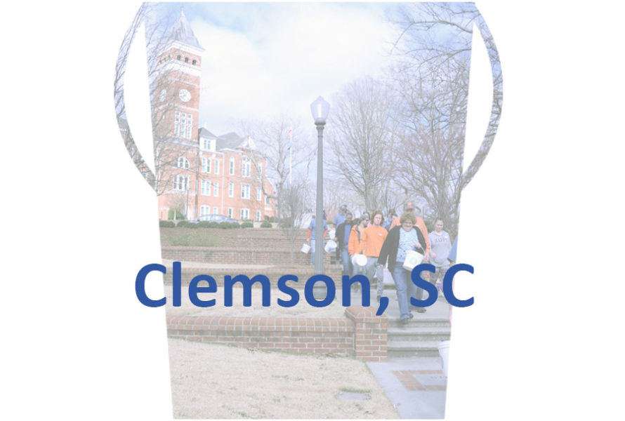 Clemson, SC Walk for Water