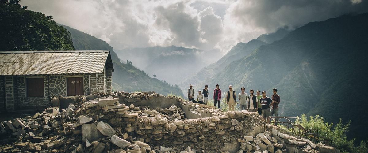 Thulodhading, Nepal- June 19, 2015