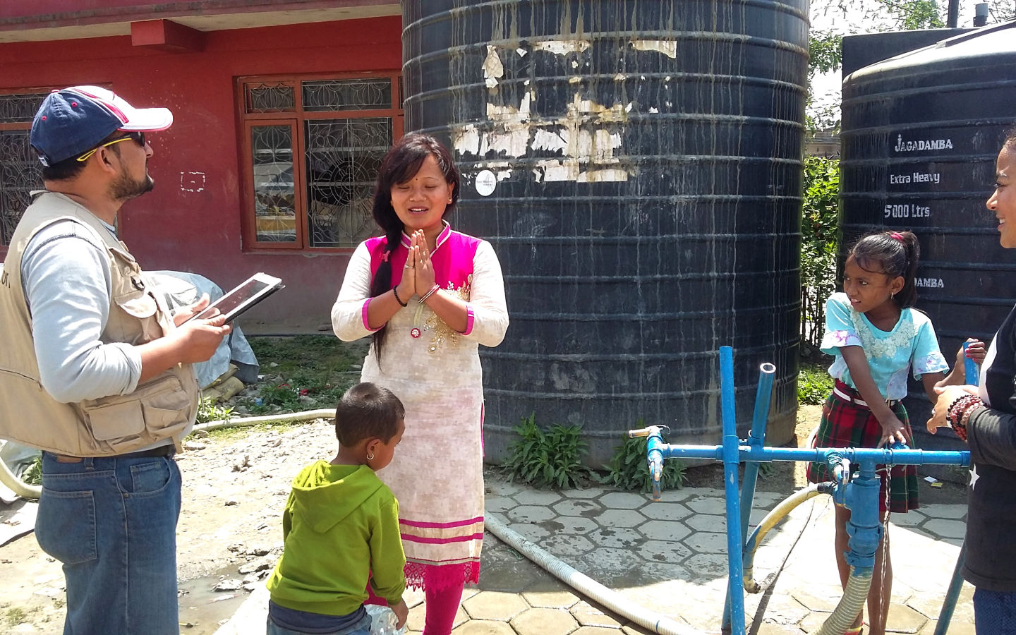 Water Mission in Nepal