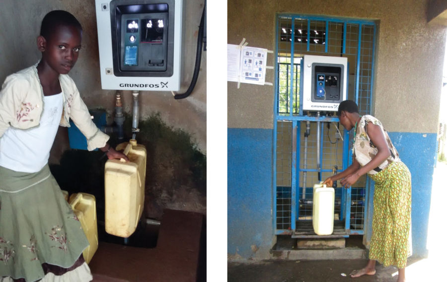Smart Water Dispensers in East Africa | World Bank Study with Water Mission Tanzania