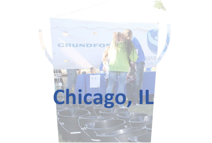 Chicago, IL - Walk for Water