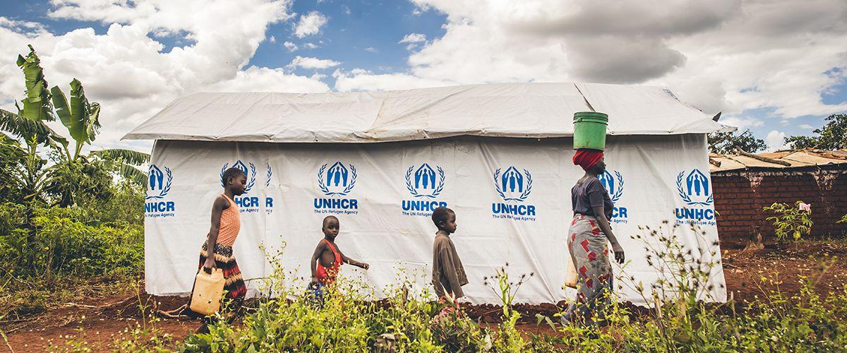 Nyarugusu Refugee Settlement